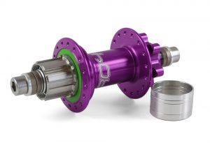Hope-pro-4-arrière-trial-violet