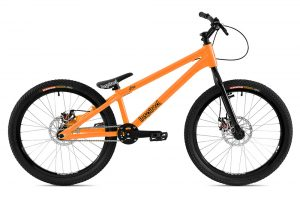Vélo street trial vtt inspired-flow-2018-orange