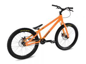 Vélo street trial vtt inspired-flow-plus-2018-orange